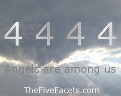 4444 Angels are Among Us