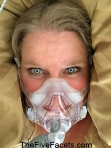 First Night with CPAP