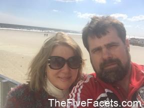 Us at the Beach, Atlantic City