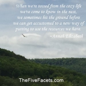 Tossed From the Nest Quote