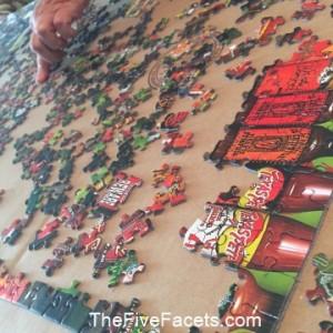 1000 Piece Hot Sauce Puzzle