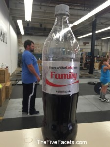 Have a Coke With Family