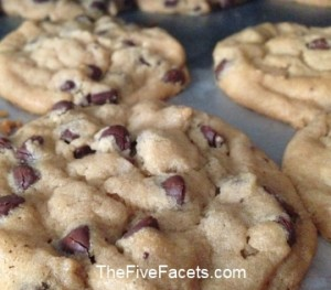 Mama Elizabeth's World Famous Chocolate Chip Cookies