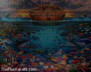 Noah's Ark Under the Sea Puzzle