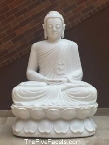 Buddha Statue Hilton Anatole