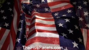 Flag Scarves