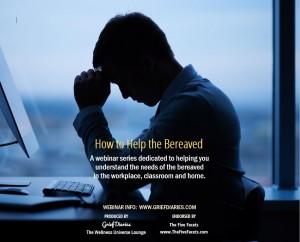 The Five Facets (1) Grief Diaries Webinar Endorsement pic