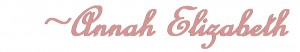 Annah Elizabeth Signature