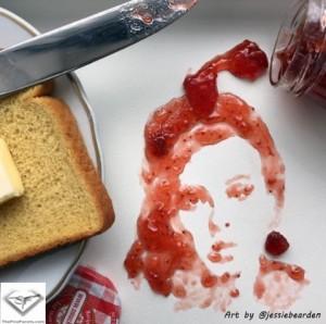 jessiebearden Art in jelly