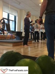 Learning to Juggle Limes w Dan Millman