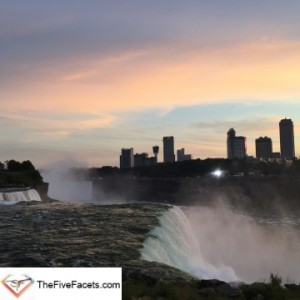 Niagara Falls at Sunset The Five Facets