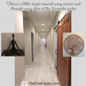 Namaste events, spa and wellness center; The Five Facets of Healing Happy Happens image (2)